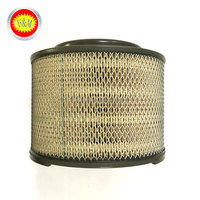 Auto engine part oem 17801-0C010 auto air filter for hilux vigo