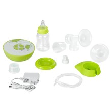 Gland Breastfeeding Period Breast Pump Enlarge with Twin Bottle