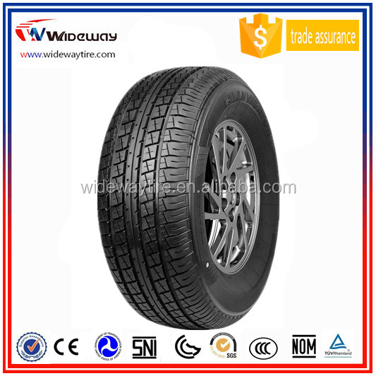 New style coloured car tire 235/60R16