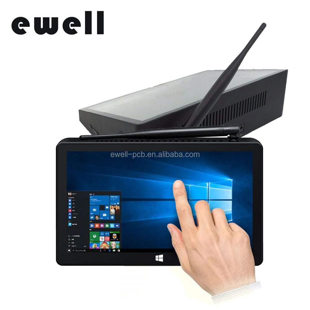 POS System/POS Terminal/10.8inch <strong>Touch</strong> screen Tablets , barcode scanner, thermal printer MINI PC 4G/64G
