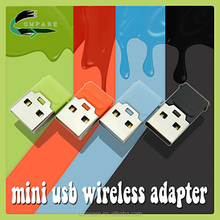 2.4GHz 150Mbps mtk7601 usb wireless wifi direct adapter lan to usb converter