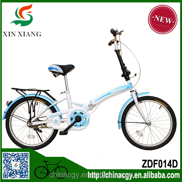 20 Inch Wheel Steel Frame Folding Bicycle/ 20 INCH Wheel Folding bike