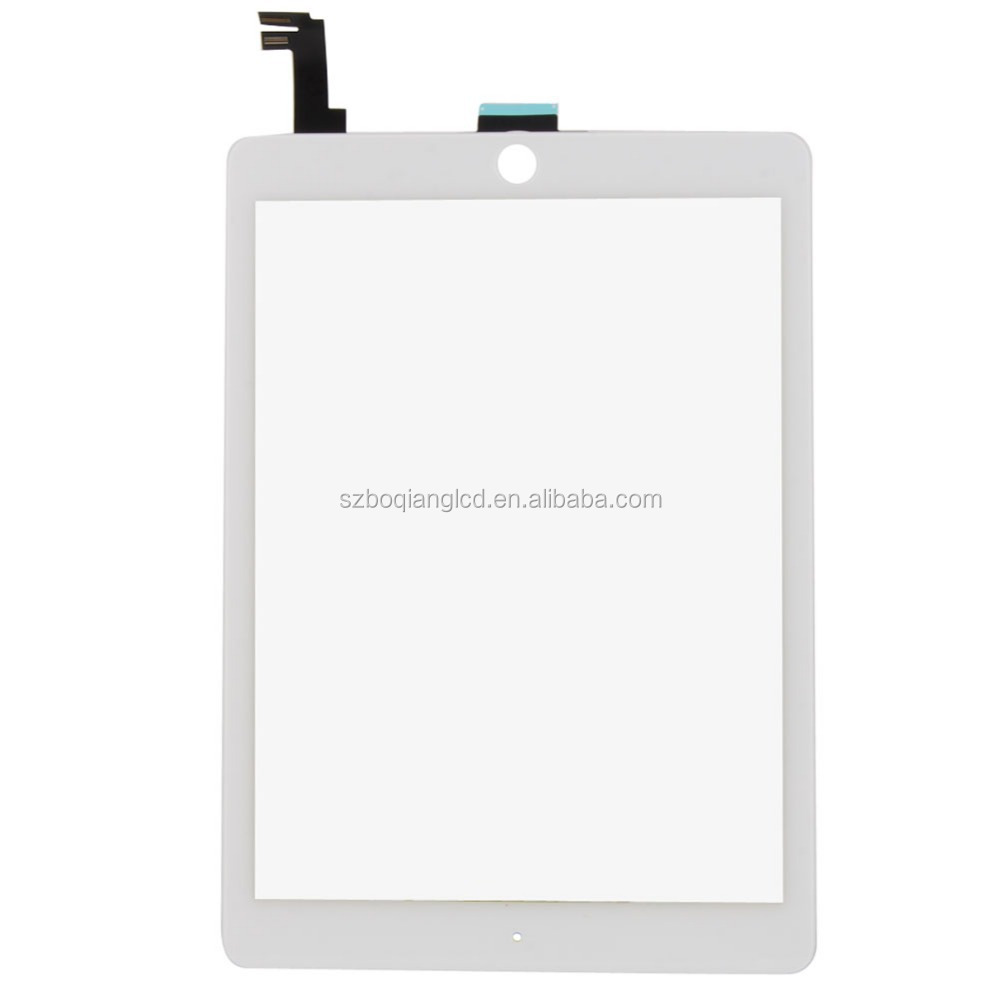 mobile phone spare parts touch screen for ipad 2 ,Glass Touch Screen Digitizer Replacement for ipad 2