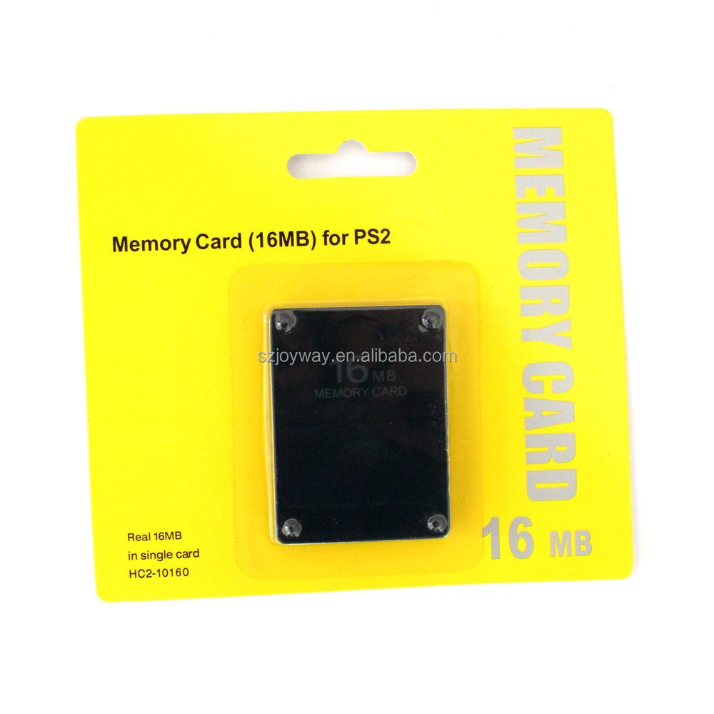 popular style/sourcing price/8M,16M,32M,64M/memory card for PS2