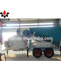SDDOM MB1500concrete mobile batching plant for sale