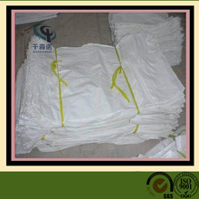 PP white woven bags 500 pcs in one bale