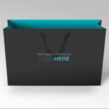 OEM Custom design eco-friendly recyclable craft or gift paper bag