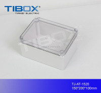 TIBOX 2016 Abs PC PVC electrical junction box plastic instrument cases