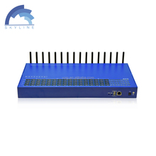 VoIP to GSM Converter 16 port 128 sims Gateway with Best Quality 850/1900/900/1800MHz