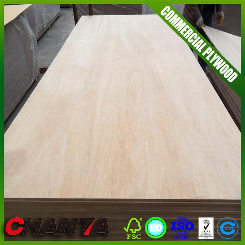 hot sell best quality red padauk veneered plywood