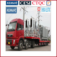 Mobile Substation For Cabinet cubicle outdoor power substation