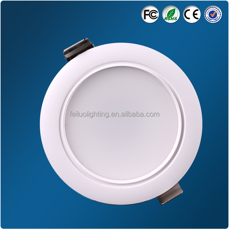 12W 4inch spot lights led ceiling downlight