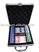 High quality 100Pcs Poker chip set