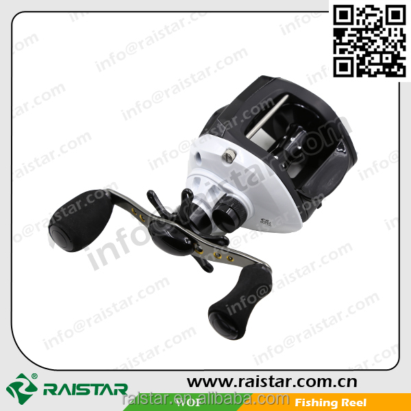 Free sample made in china mitchell pancing fishing reel raft baitcasting reel saltiga stainless star drag reel
