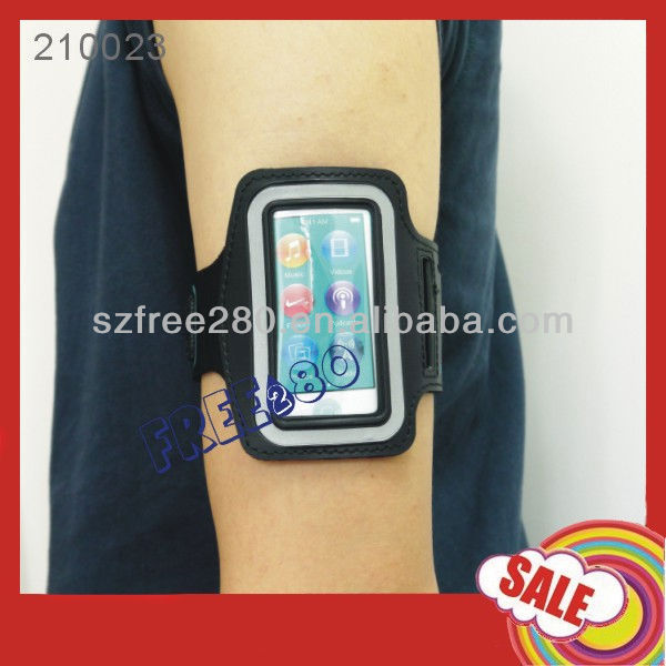 Sport Gym Jogging Armlet Armband Case for Ipod Nano 7