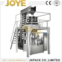 Top 5 Rotary 4Side Seal Pouch Brazil Sugar Filling Sealing Machine