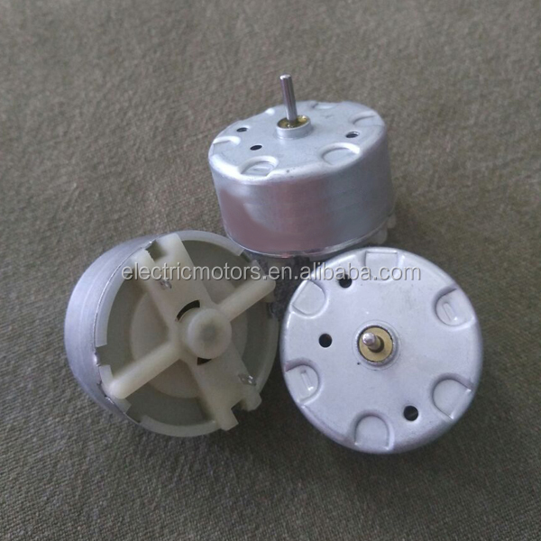 5v DC Motor Specifications