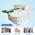 Automatic Conveyor Belts Metal Detector MCD-F02 for Food, Clothing, Shoes