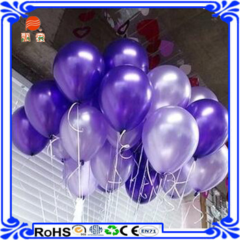 China Manufacturer Wholesale Silver Shaped Pearl Latex Free Balloons For Party