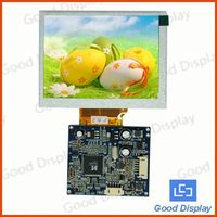 4.0 inch Digital tft lcd module with video board GD40M05-GTM040HS