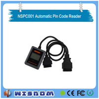 Hand-held NSPC001 Automatic Pin Code Reader Read BCM Code Calculator For nissan