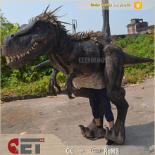 CET-N1137 Cetnology High Quality Realistic Amusement 3d Movie Adult Dinosaur Costume for Sale