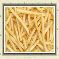2016 Chinese IQF Frozen French Fries 10*10mm and 9*9mm Hot Sale