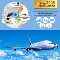 Best International air freight forwarder service from china to ireland