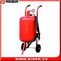 popular 10gallon portable sand blasting machine