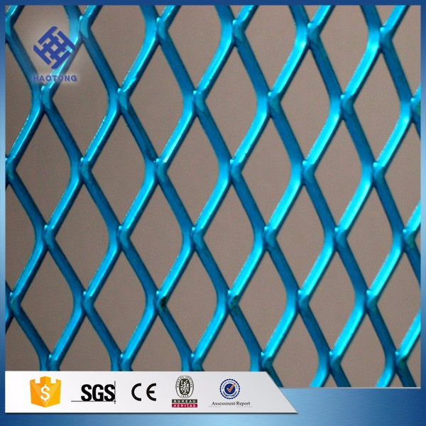expanded/perforated metal mesh for sound speaker