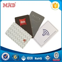 MDHC1077 high quality wholesale 125khz rfid card cerradura hotel card