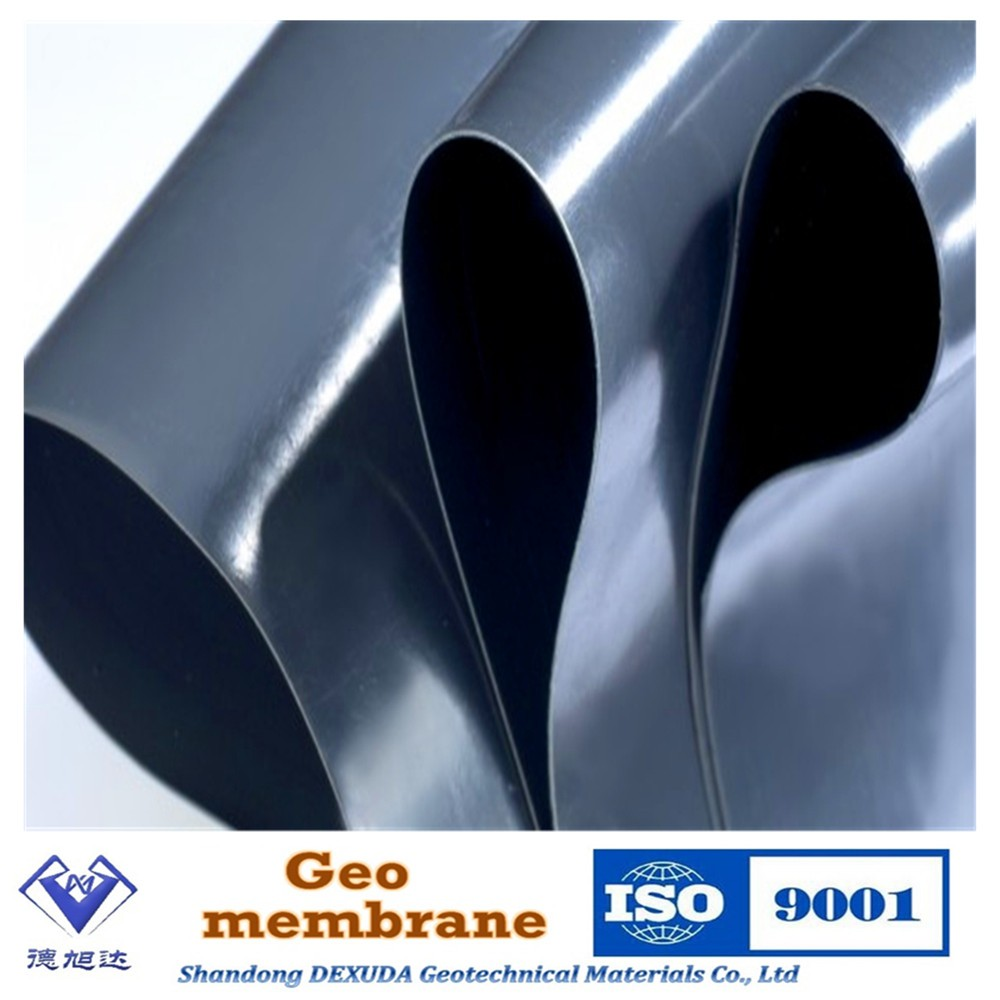 competitive price hdpe membrane waterproof geomembrane hot sale pond liners