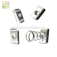 High Quality Stainless Steel Strut M6 Nut