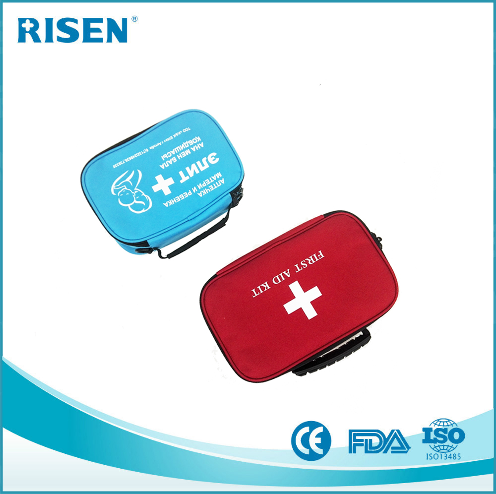 Top selling competition Road trip Travel Adventure travel first aid kit/travel kit bag/travel kit