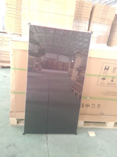 transparent thin film Kingstar solar panel 46w for solar system home