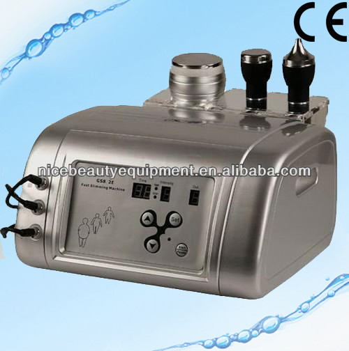 Beco GS8.2E Small Cavitation Cellulite Reduction Beauty Machine