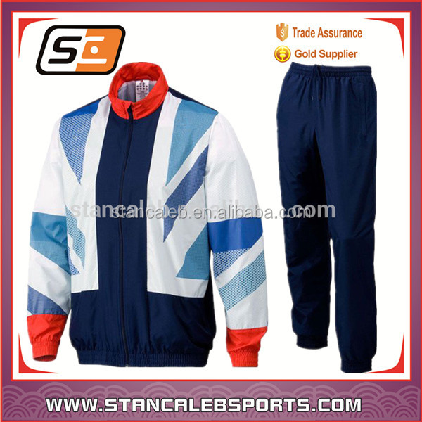2017 Cheap Custom Sports Tracksuits for Men Jogging Sportswear Tracksuit Men Running Tracksuit Soccer Track Suits Training