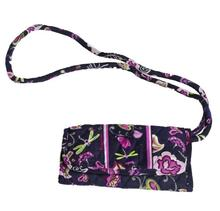 100% quilted cotton flower printing women wallet/Phone purse for iphone
