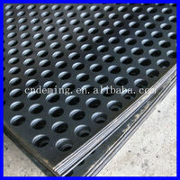 Galvanized perforated metal panels made in China
