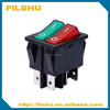 IP65 waterproof rocker switch / table lamp rocker switch
