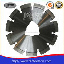 green concrete diamond saw blade:laser welding cutting blade:150mm