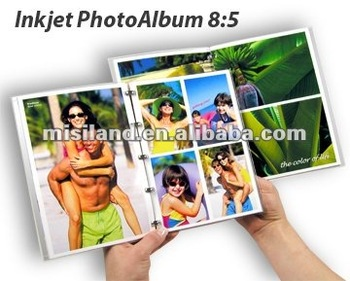 DIY Inkjet Photo Book 4:3 size