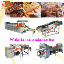 wafer sheet cutting machine/ cream mixer / wafer biscuit production line