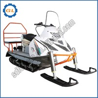 1500cc Snowmobile with EEC & EPA