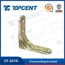 [CF.6310] Zinc alloy metal connecting bracket for wood