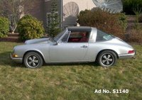 1969 Porsche 912 Targa - Rare Color: Silver used car