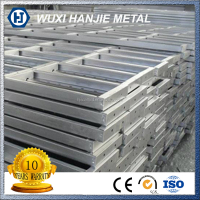 Bs1139 Standard Aluminum Metal Construction Planks