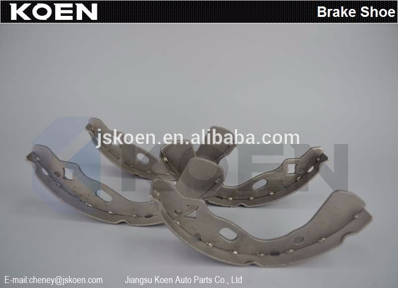 Supply Brake Shoe FMSI S902-1611 JLM800 FER 3612F GG Use For JAGUAR
