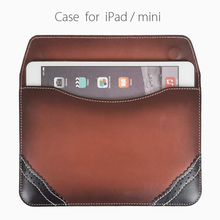 2017 hot pad case leather case for ipad, for ipad case leather handbag package