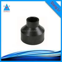 Factory price hdpe fittings reducer saddle coupler fittings